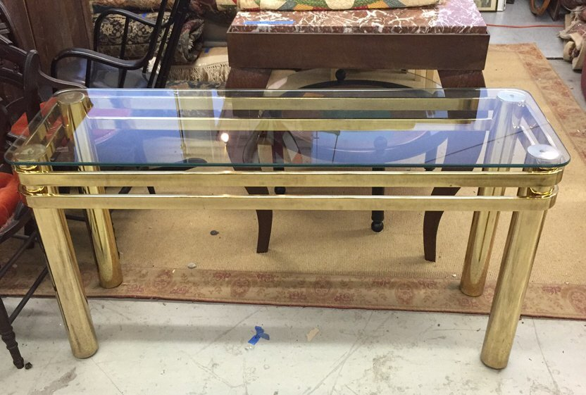 1970's Style Console Table