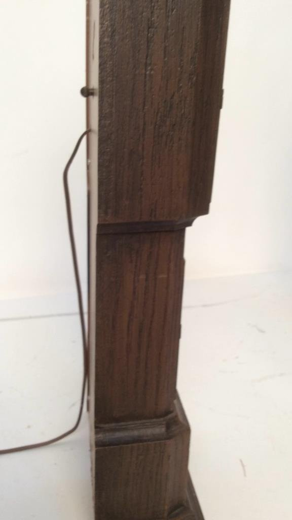 decorative electric mantel clock - 3