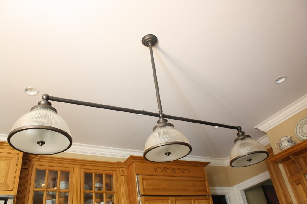 Ann-Morris Antiques Inc. Light Fixture - 4