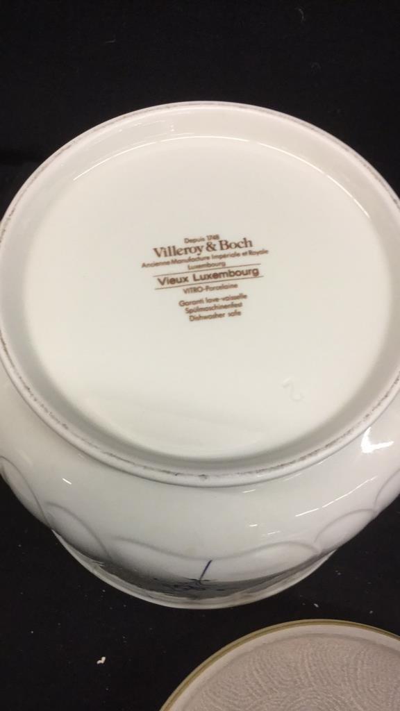 Set of 6 Decorative Art Bowls - 3