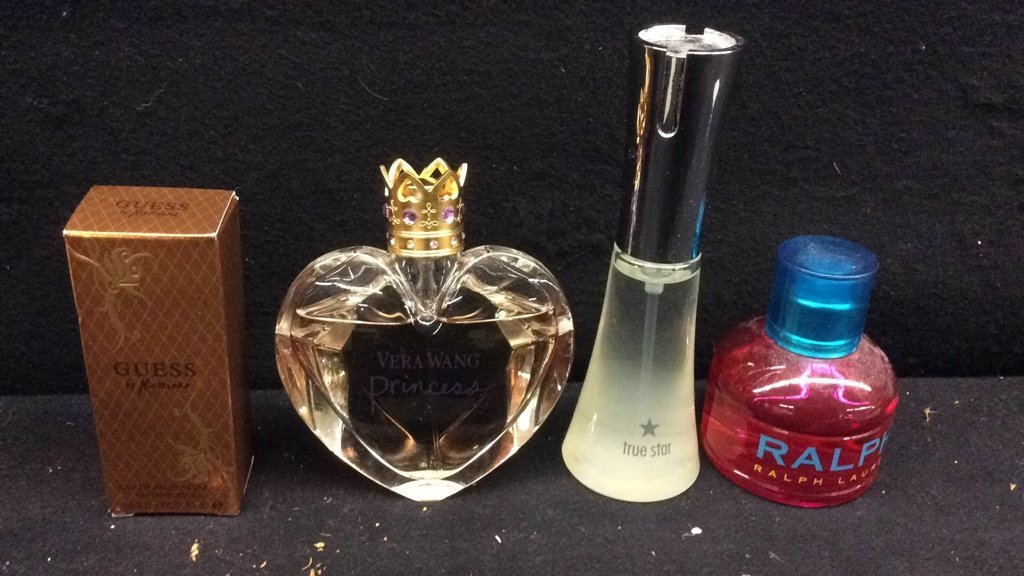 Group of Designer Perfumes - 2