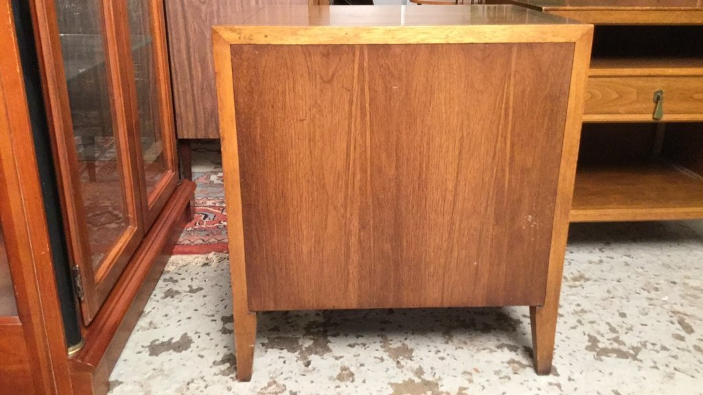 Pair Mid Century FANCHER Night Tables - 9