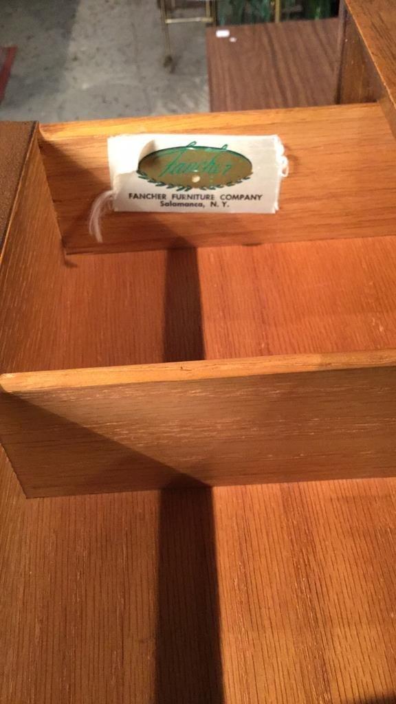 FANCHER Mid Century Modern Dresser - 6