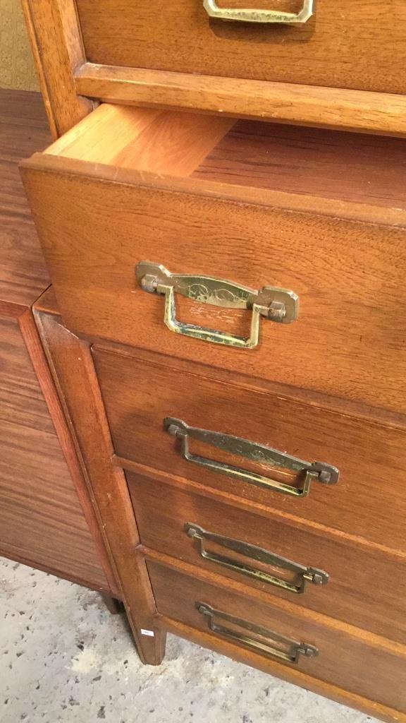 FANCHER Mid Century Modern Dresser - 7