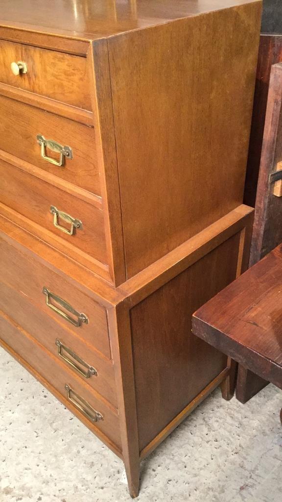 FANCHER Mid Century Modern Dresser - 8