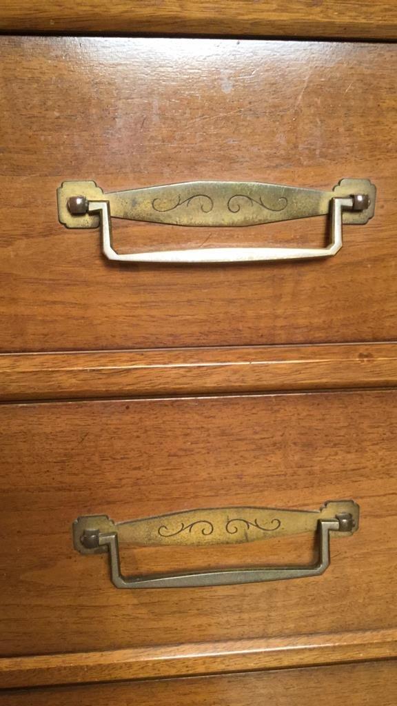 FRANCHER Mid Century Modern Dresser 6 Drawers - 4