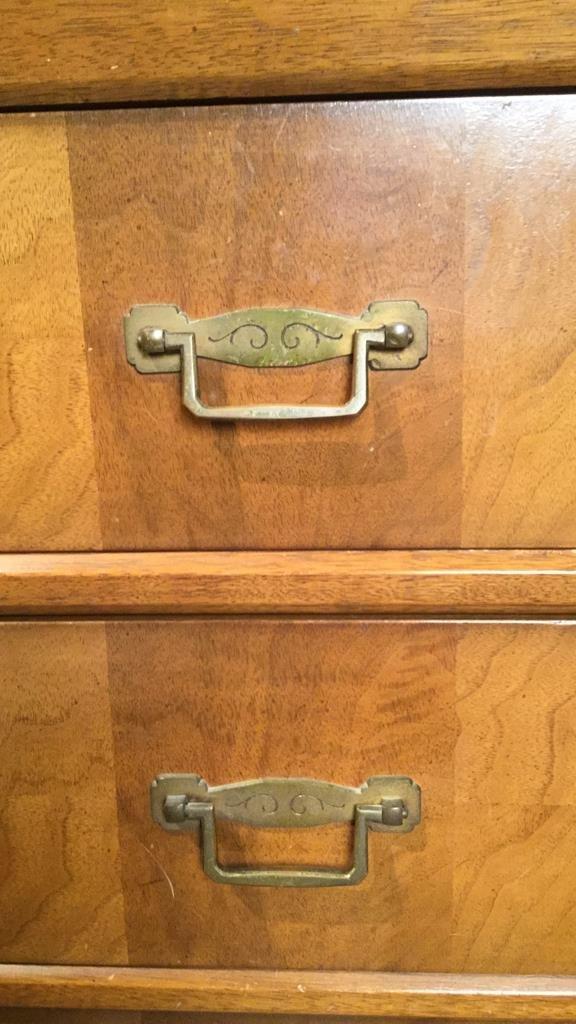 FRANCHER Mid Century Modern Dresser 6 Drawers - 5