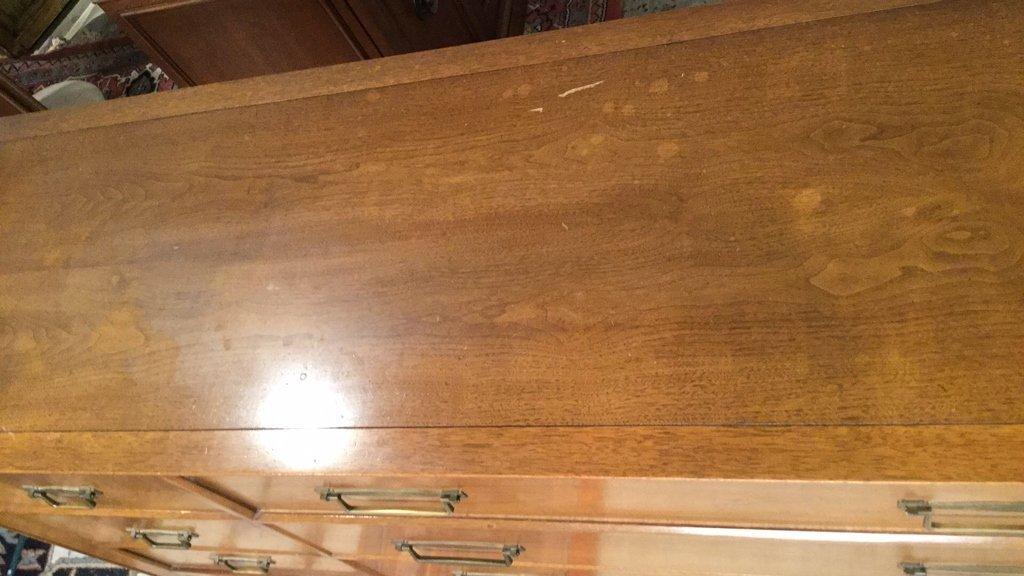 FRANCHER Mid Century Modern Dresser 6 Drawers - 6