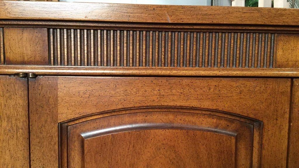 DREXEL Furniture Buffet Console - 5