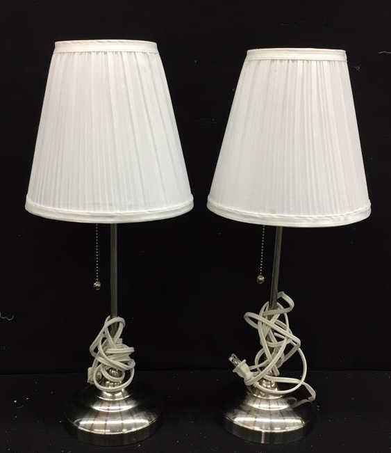 2 Piece IKEA Lamp Lot