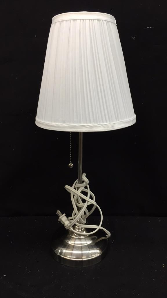 2 Piece IKEA Lamp Lot - 2