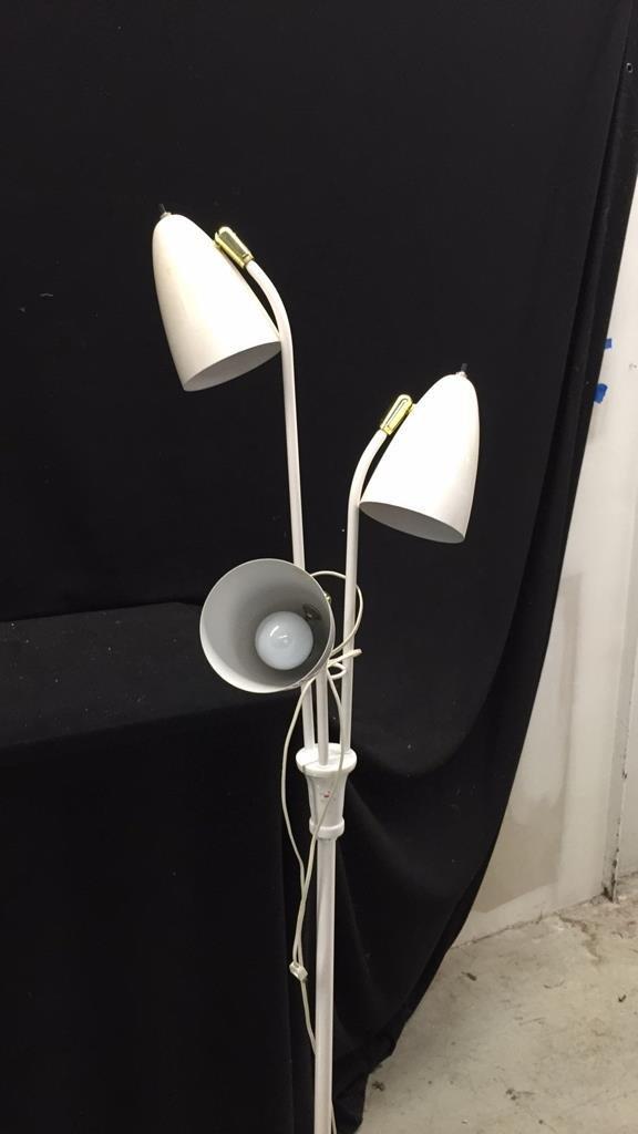 3 Piece Tall Lamp Set - 6