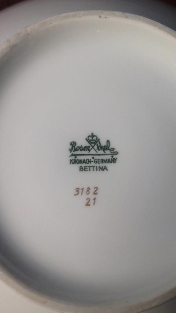 68 Piece Rosenthal Bettina Design China - 9