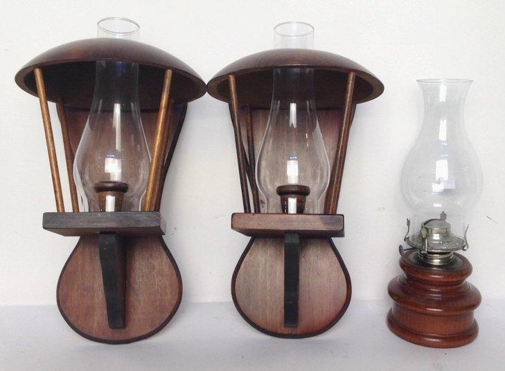 Three Primitive Lighting Features