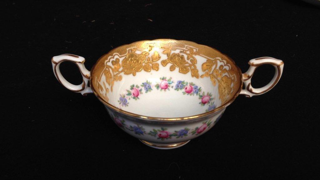 Pair HAMMERSLEY & Co. Tea Cups - 2