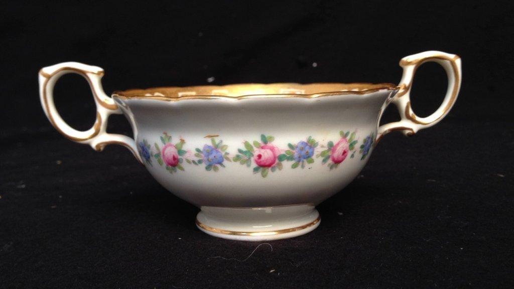 Pair HAMMERSLEY & Co. Tea Cups - 3