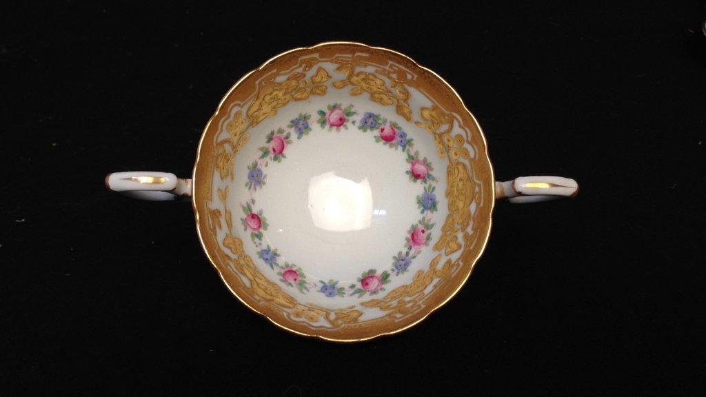 Pair HAMMERSLEY & Co. Tea Cups - 4
