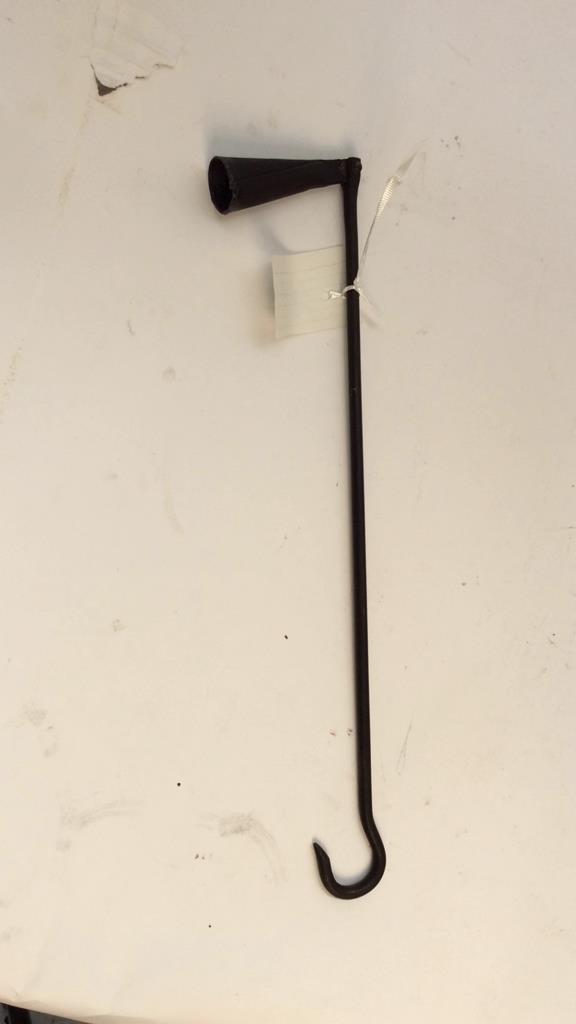 Vintage Hanging Candle Chandelier - 5