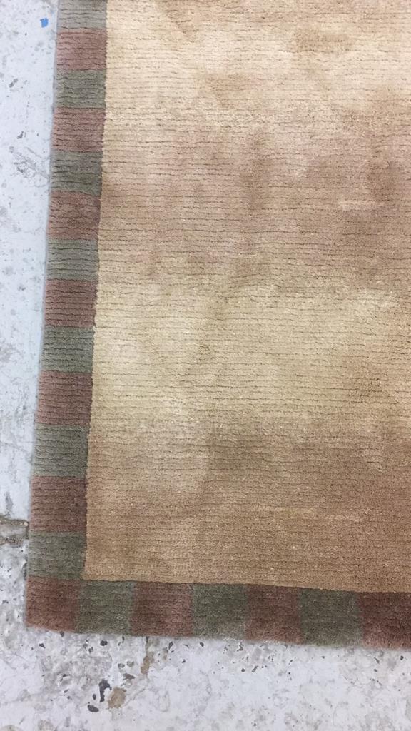 Tibetan Collection Hand Made 100% Wool Rug - 3