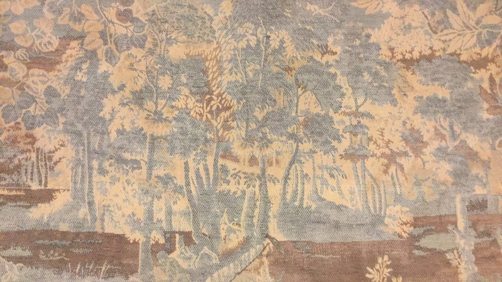 Vintage Hand Made Tapestry - 2