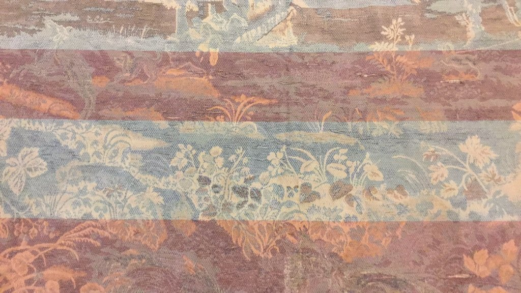 Vintage Hand Made Tapestry - 3