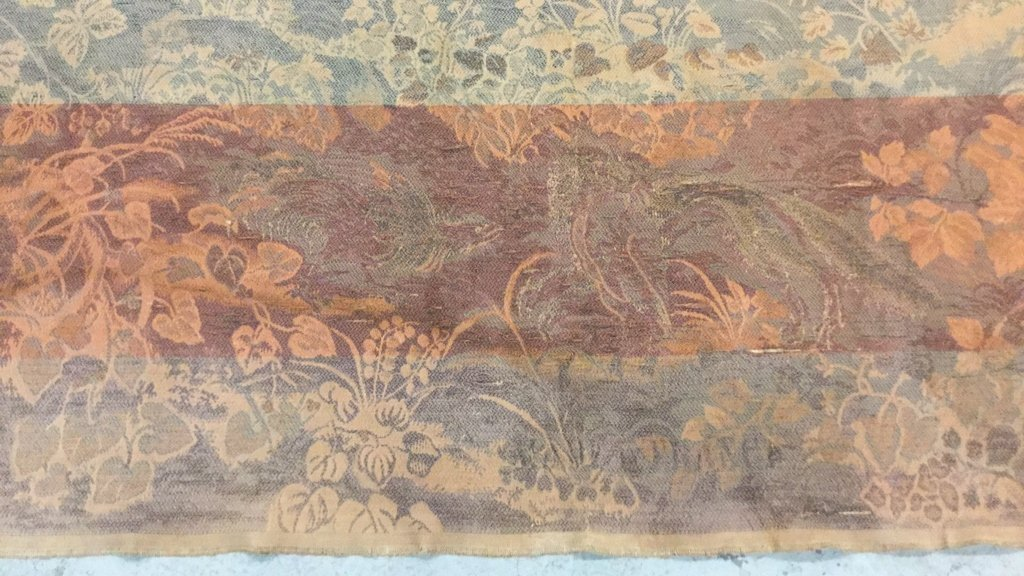 Vintage Hand Made Tapestry - 4