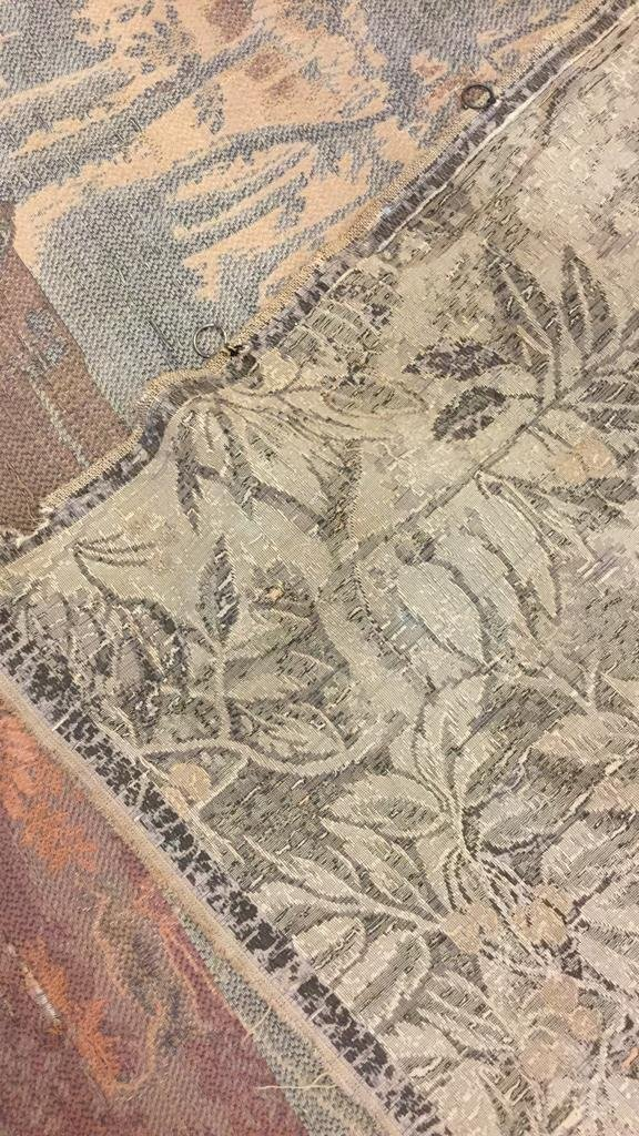 Vintage Hand Made Tapestry - 8