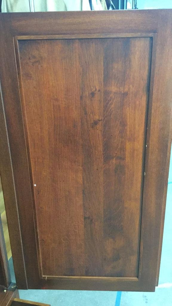 Country French Wood Cabinet - 10