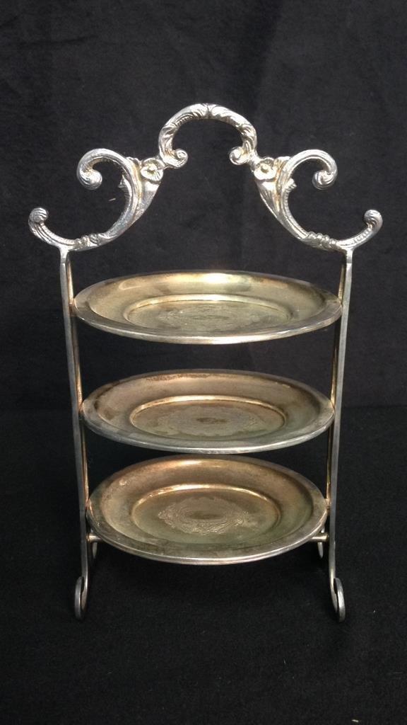 10 Piece Vintage Style Table Decor Lot - 3
