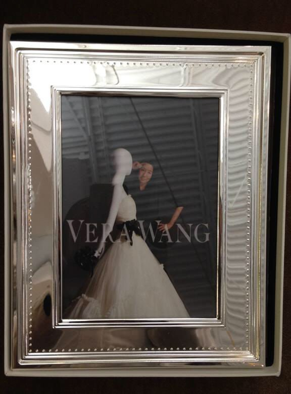 VERA WANG Wedding Picture Frame