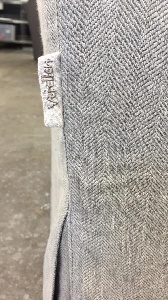 VERELLEN Slip Covered Appointed Sofa - 3