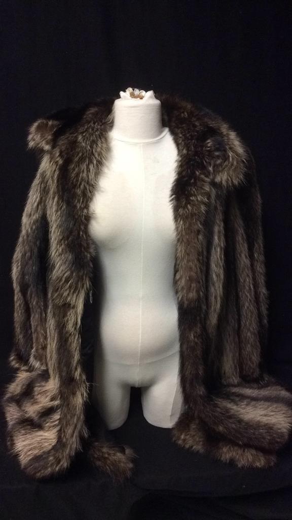 CHARLEBOIS FURS Mink Coat