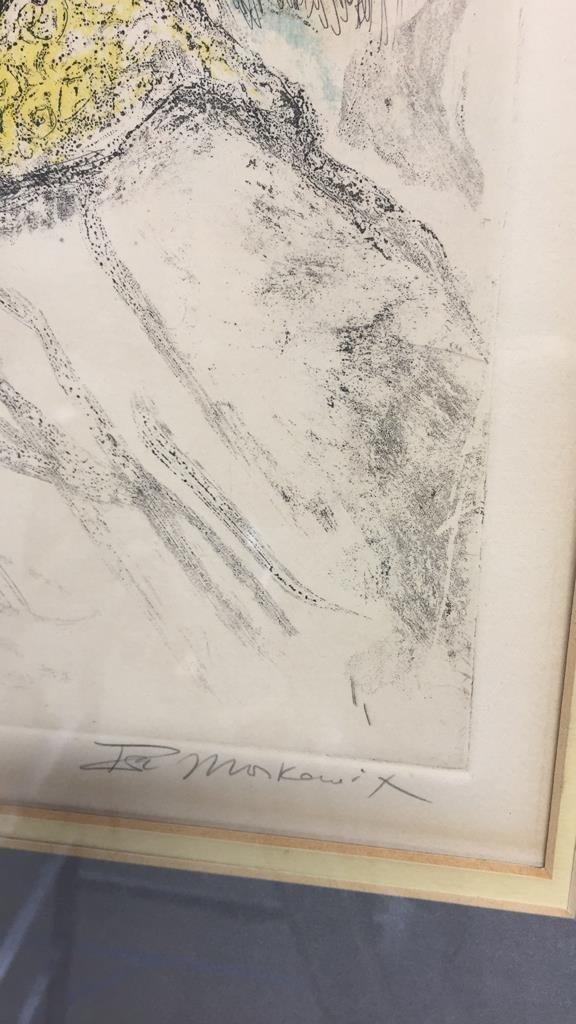 Religious Signed Artwork - 10