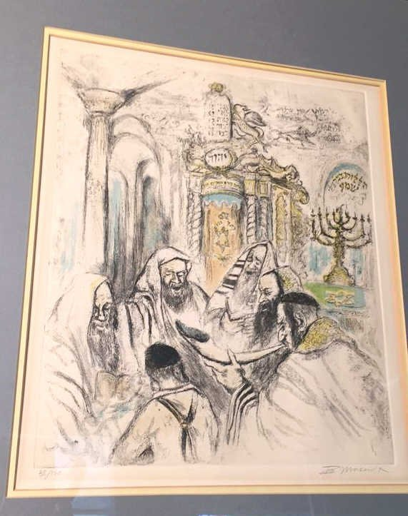 Religious Signed Artwork