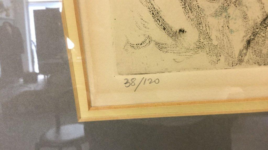 Religious Signed Artwork - 2