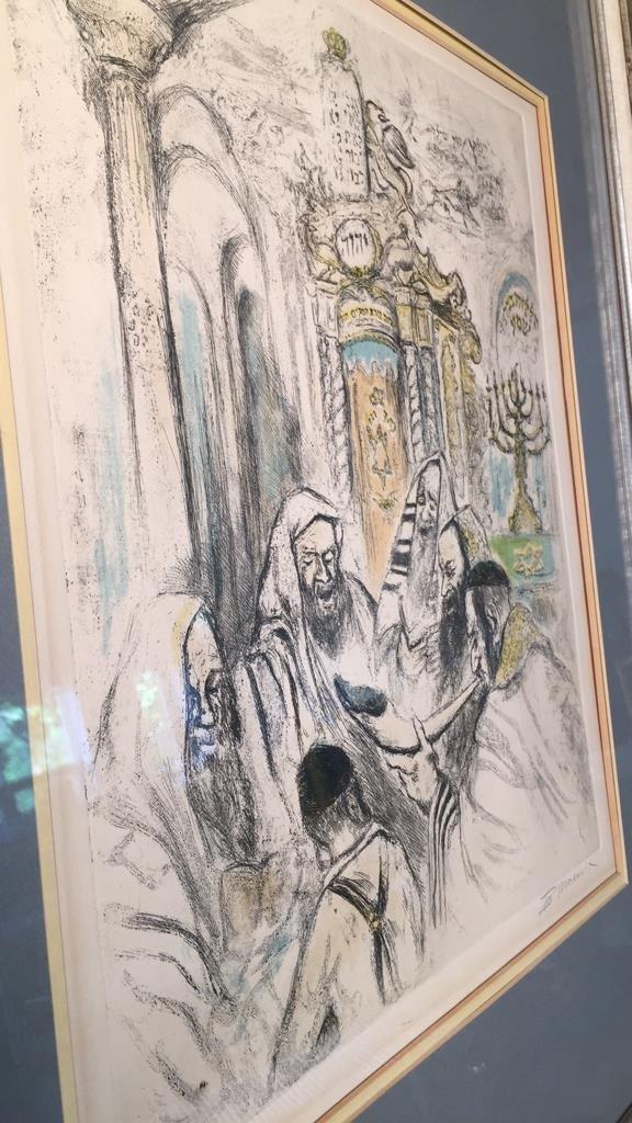 Religious Signed Artwork - 4
