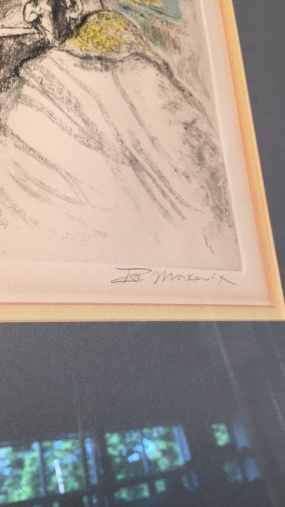 Religious Signed Artwork - 5