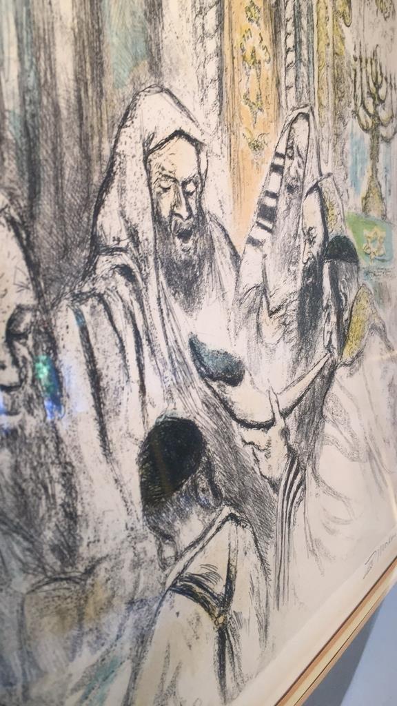 Religious Signed Artwork - 6