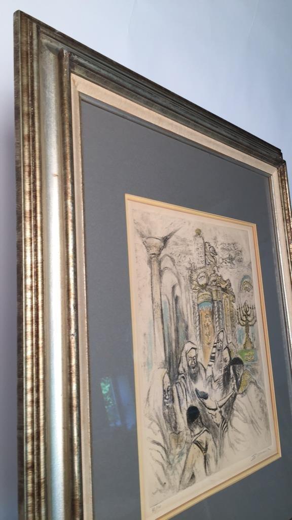 Religious Signed Artwork - 7