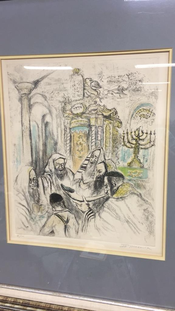 Religious Signed Artwork - 9