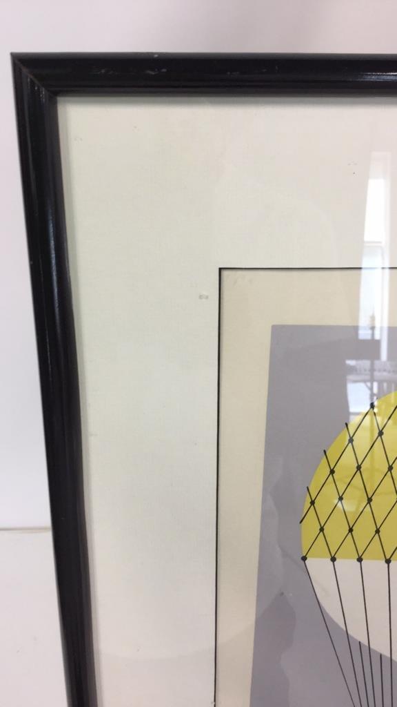 Unsigned Modern Piece Of Artwork - 4