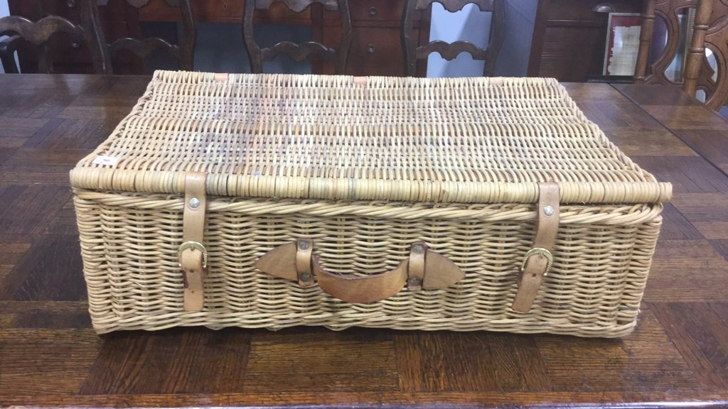 Wicker Basket - 2