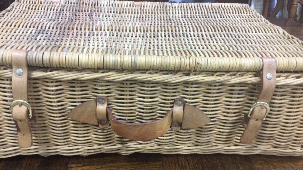 Wicker Basket - 3
