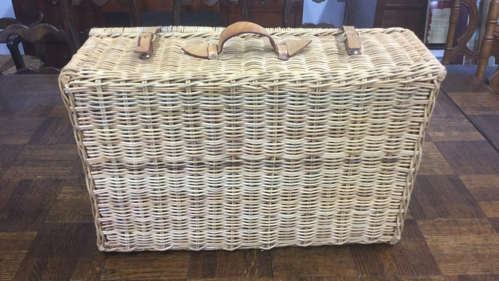 Wicker Basket - 5
