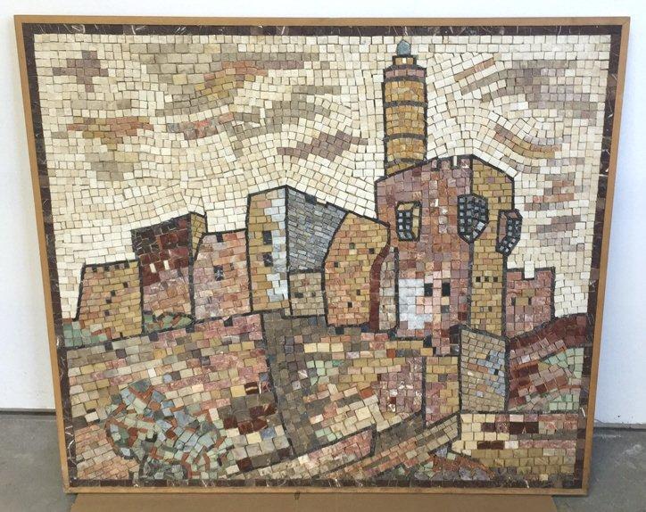 EILON Mosaic Signed Aimel ISREAL