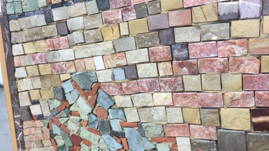 EILON Mosaic Signed Aimel ISREAL - 6