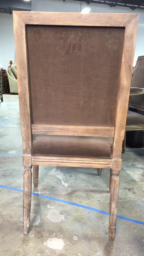 Set Of Six RESTORATION HARDWARE Dining Chairs - 9