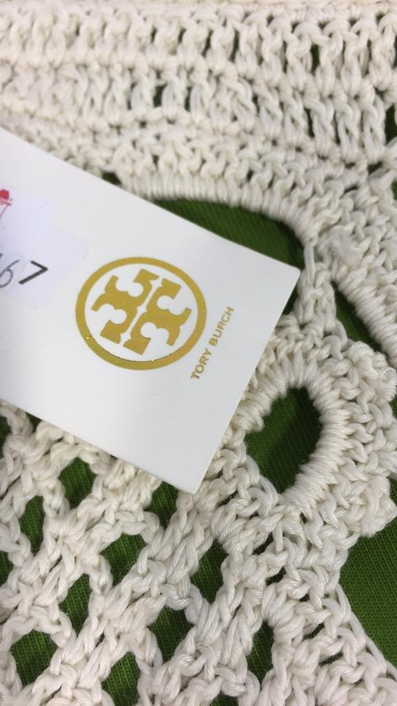TORY BURCH size xs Crochet Overlay Skirt - 2