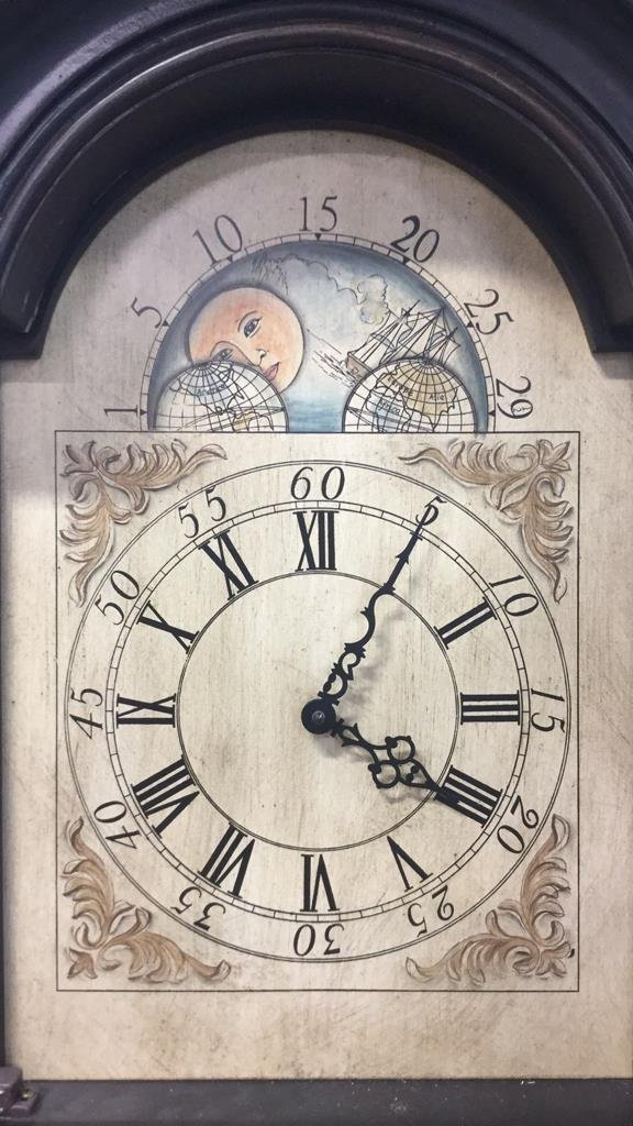 SEVEN SEAS By HOOKER Furniture Clock - 3