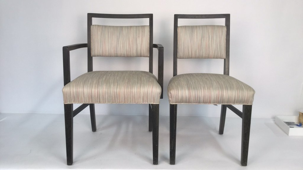Set of 4 Vintage Chairs - 2